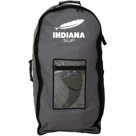 Indiana SUP Family Backpack with Wheels black